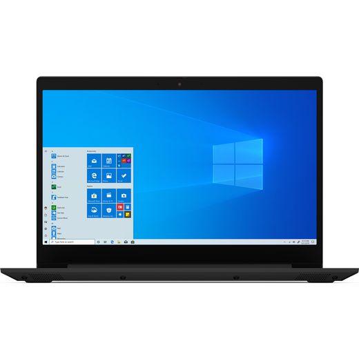 "Lenovo IdeaPad 3 15.6"" Laptop - Black"