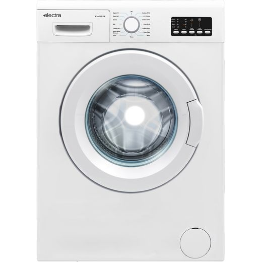 Electra W1449CF2WE 7Kg Washing Machine with 1400 rpm - White - D Rated