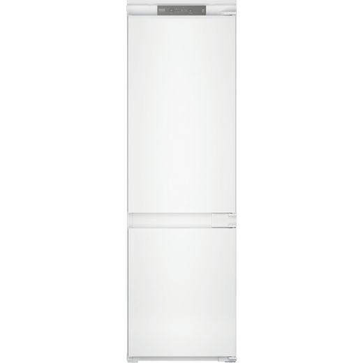 Whirlpool WHC18T311 Integrated Fridge Freezer with Sliding Door Fixing Kit - White - F Rated