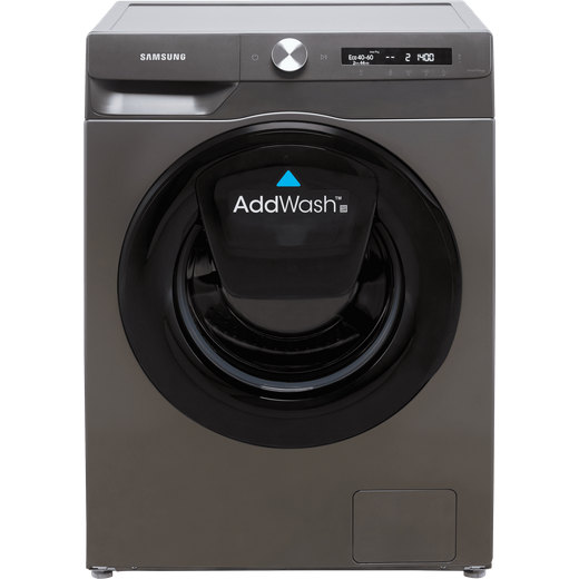 Samsung Series 5+ AddWash™ WW90T554DAN Wifi Connected 9Kg Washing Machine with 1400 rpm - Graphite - A Rated