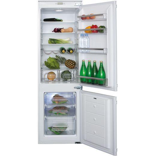 CDA FW872 Integrated 70/30 Fridge Freezer with Sliding Door Fixing Kit - White - F Rated