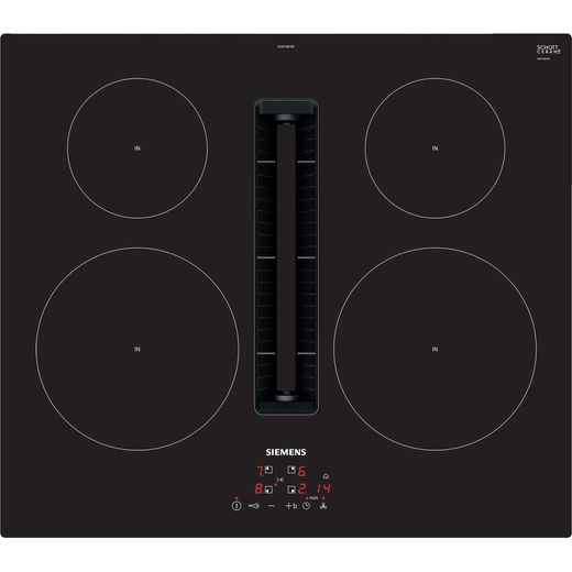 Siemens IQ-300 EH611BE15E 59cm Venting Induction Hob - Black