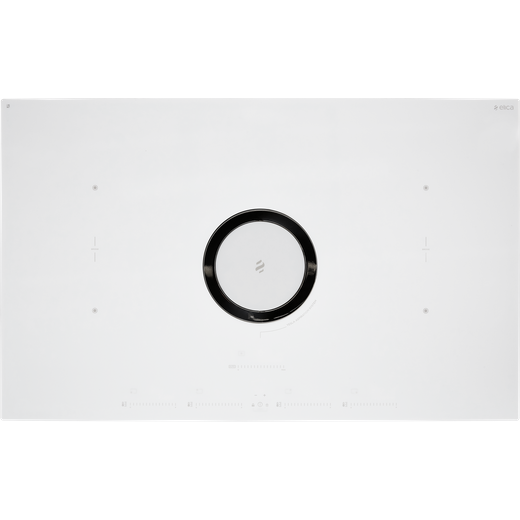 Elica NT-SWITCH WG DO 83cm Venting Induction Hob - White