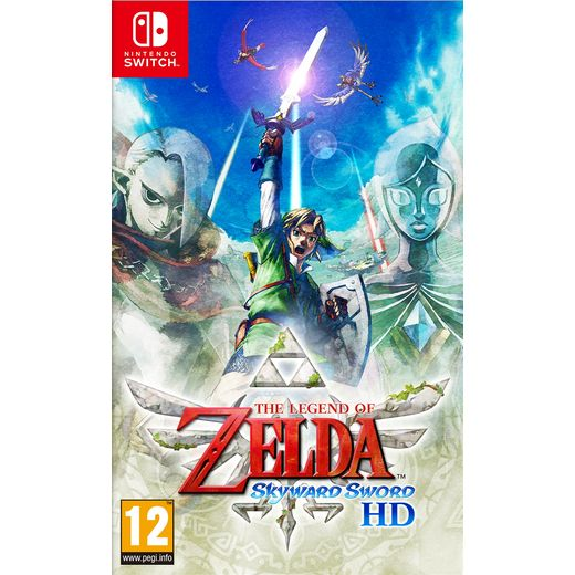 The Legend Of Zelda: Skyward Sword for Nintendo Switch