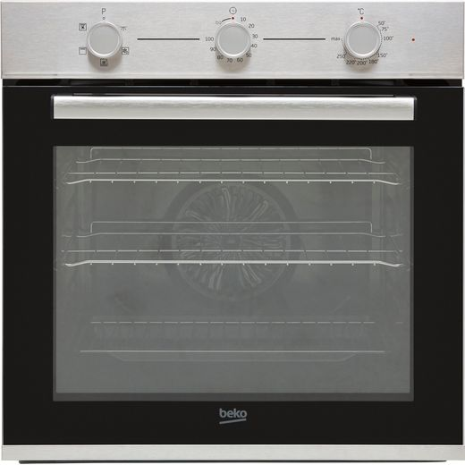 Beko AeroPerfect™ RecycledNet™ BBIF22100X Built In Electric Single Oven - Stainless Steel - A Rated