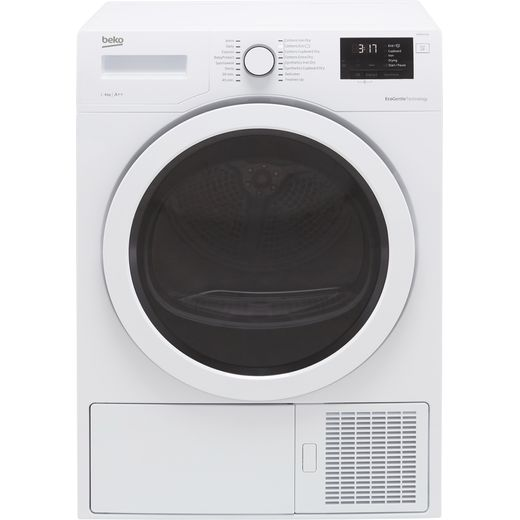 Beko DHR83431W Heat Pump Tumble Dryer - White