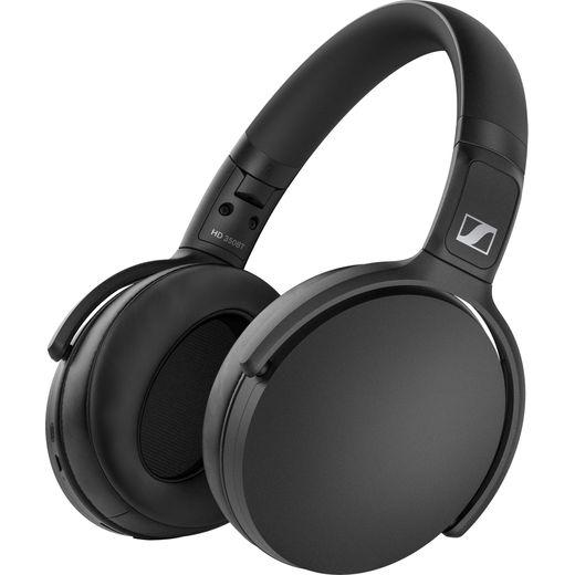 Sennheiser HD 350BT Over-Ear Wireless Bluetooth Headphones - Black