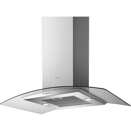 Elica REEF-A-ISLAND Island cooker hood Cooker Hood - Stainless Steel - A Rated
