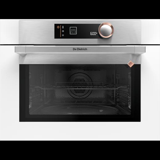 De Dietrich DKC7340W Built In Combination Microwave Oven - White