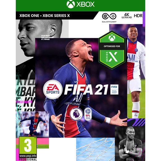 FIFA 21 for Xbox