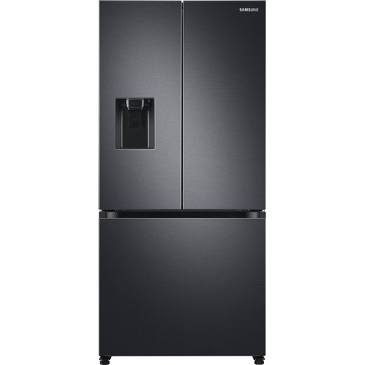 Samsung RF5000 RF50A5202B1 American Fridge Freezer - Black / Stainless Steel - F Rated