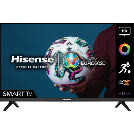 "Hisense 32A4GTUK 32"" Smart 720p HD Ready TV"