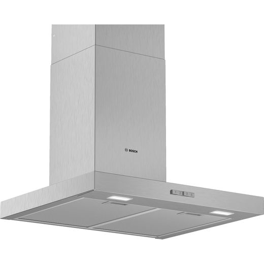 Bosch Serie 2 DWB64BC50B 60 cm Chimney Cooker Hood - Stainless Steel - D Rated