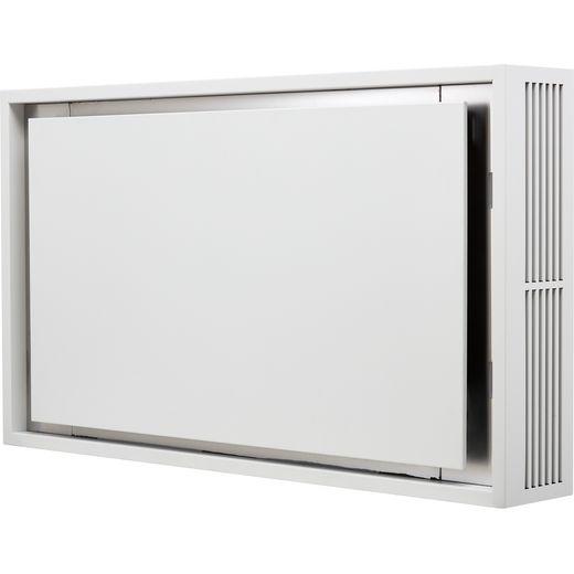 Bosch Serie 6 DRR16AQ20 105 cm Ceiling Cooker Hood - White