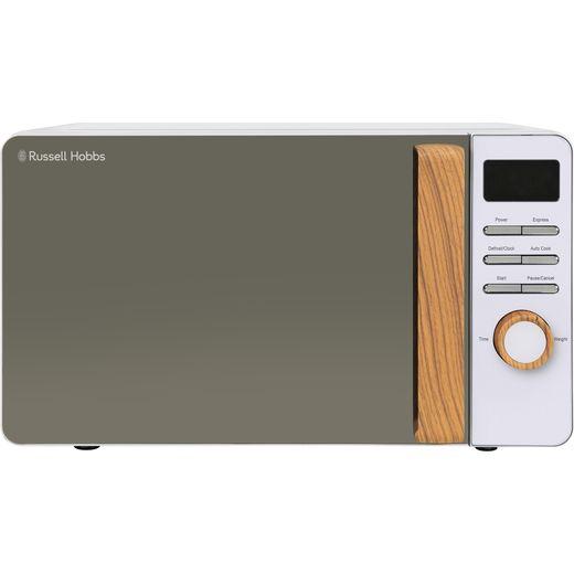 Russell Hobbs RHMD714 17 Litre Microwave - White