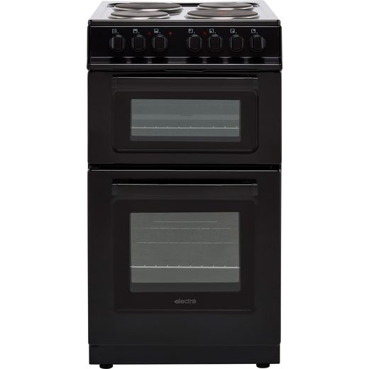 Electra TS50-1B Electric Cooker - Black - Needs 8.9KW Electrical Connection