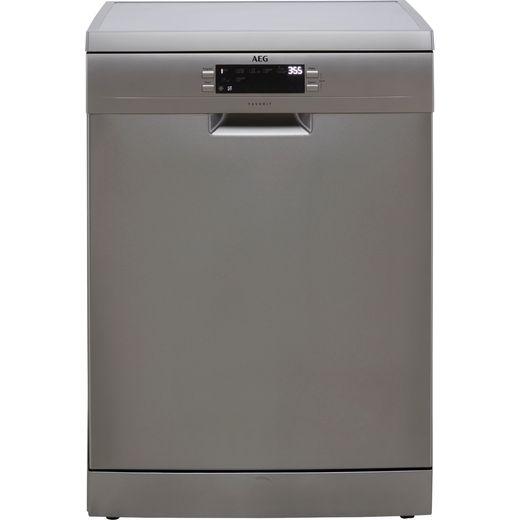 AEG FFE63700PM Standard Dishwasher - Stainless Steel