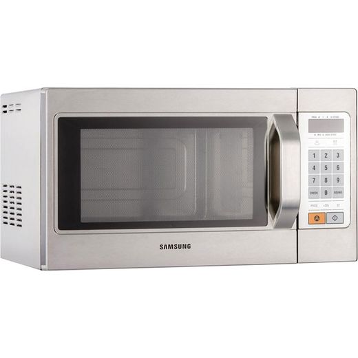 Samsung Light Duty CB937 26 Litre Commercial Microwave - Silver