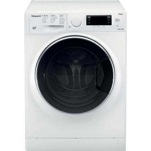 Hotpoint RD1176JDUKN 11Kg / 7Kg Washer Dryer with 1600 rpm - White - E Rated