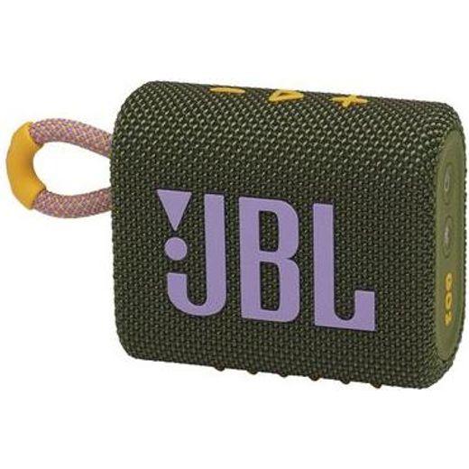 JBL GO3 Wireless Speaker - Green