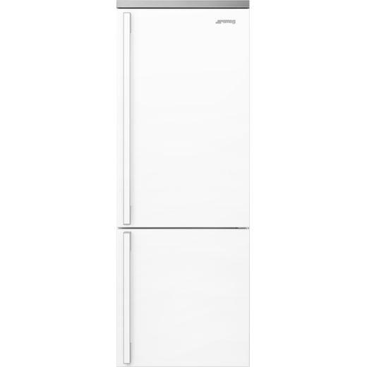 Smeg FA490RWH5 Frost Free Fridge Freezer - White - E Rated