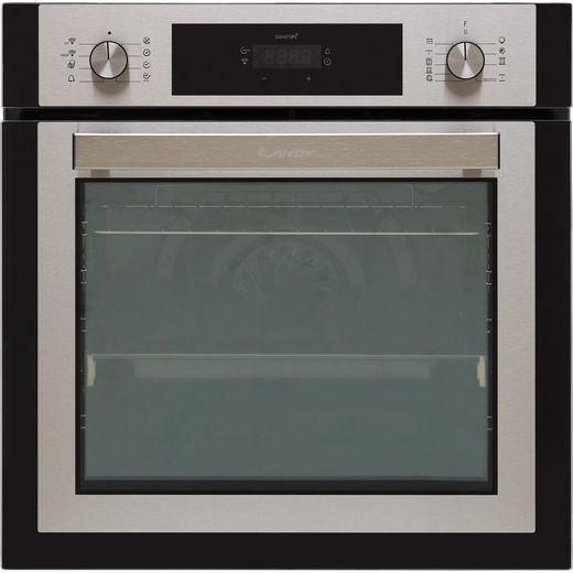 Candy Elite FCNE886X WIFI Built In Electric Single Oven - Stainless Steel