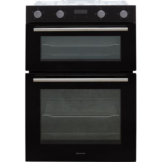 Hisense BID95211BGUK Built In Electric Double Oven - Black - A/A Rated