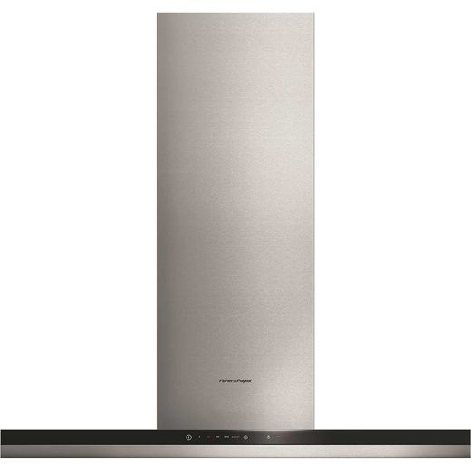 Fisher & Paykel Designer HC90BCXB2 90 cm Chimney Cooker Hood - Stainless Steel - A+ Rated