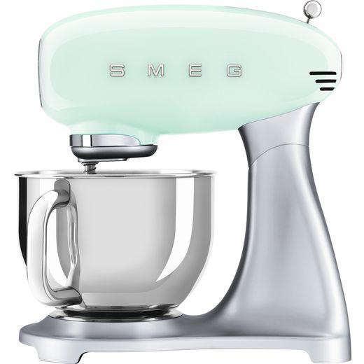 Smeg SMF02PGUK Stand Mixer - Pastel Green