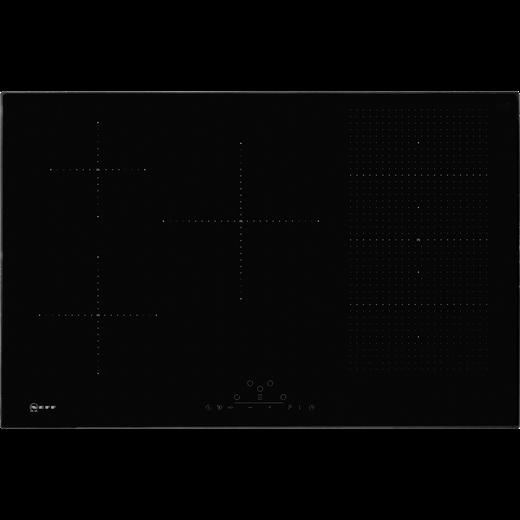 NEFF N70 T58FD20X0 80cm Induction Hob - Black