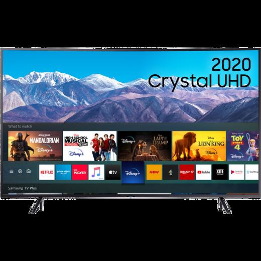 "Samsung UE55TU8300 55"" Curved Smart 4K Ultra HD TV"