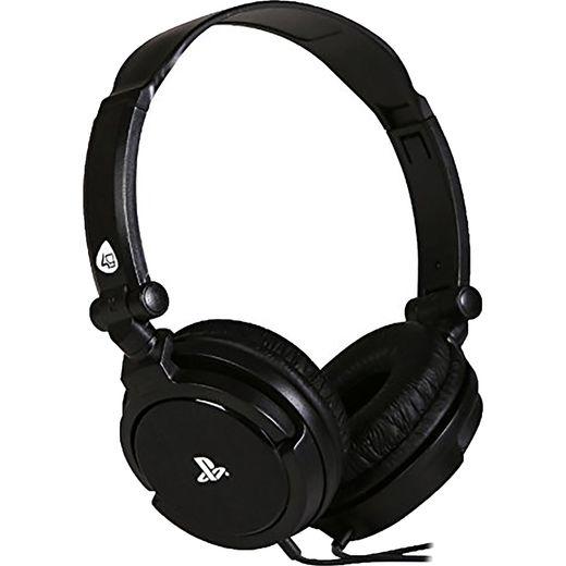4gamers PRO4-10 Gaming Headset - Black
