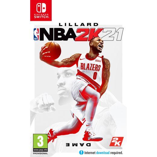 NBA 2K21 for Nintendo Switch