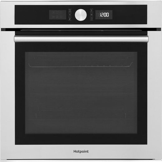 Hotpoint SI4854PIX Built In Electric Single Oven - Stainless Steel - A+ Rated