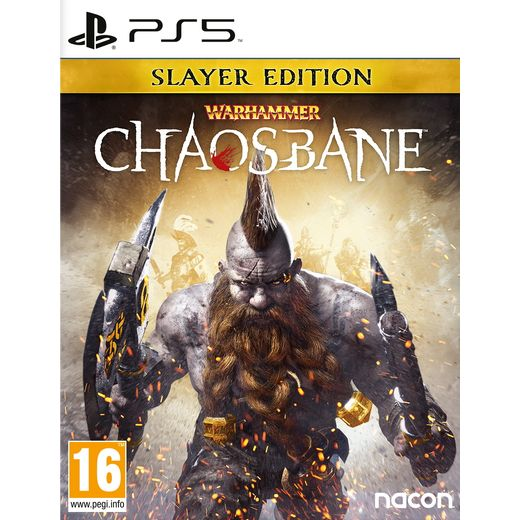 Warhammer: Chaosbane - Slayer Edition for PlayStation 5 .