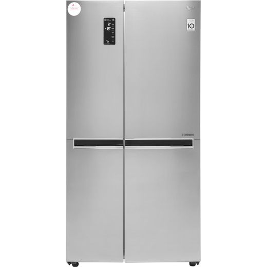 LG GSB760PZXV American Fridge Freezer - Stainless Steel - F Rated