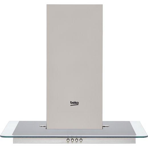 Beko HCF61620X 60 cm Chimney Cooker Hood - Stainless Steel - B Rated