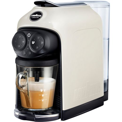 Lavazza Desea 18000394 Pod Coffee Machine - White