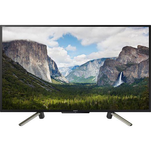 "Sony KDL43WF663BU 43"" Smart 1080p Full HD TV"