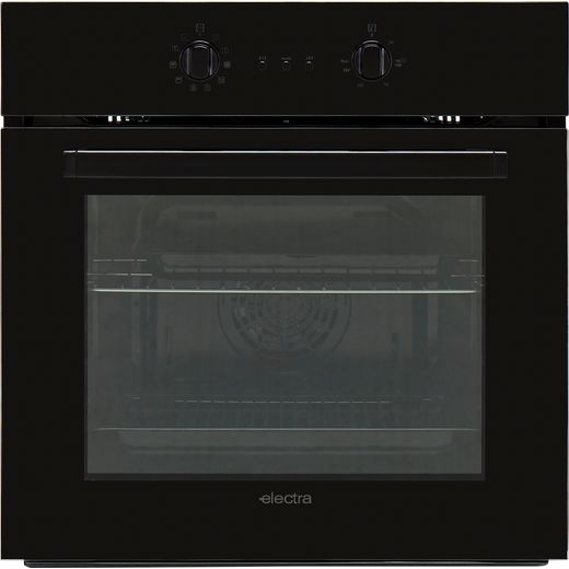Electra BIM65B Built In Electric Single Oven - Black - A Rated