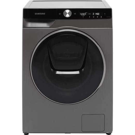 Samsung Series 9 QuickDrive™ Auto Dose WD90T984DSX Wifi Connected 9Kg / 6Kg Washer Dryer with 1400 rpm - Graphite - E Rated