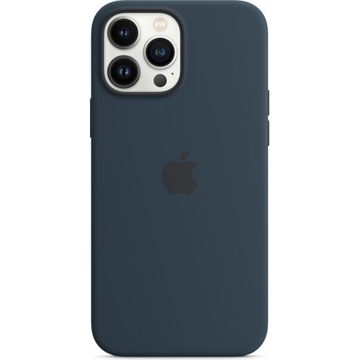 Apple Silicone Case for iPhone 13 Pro Max - Blue