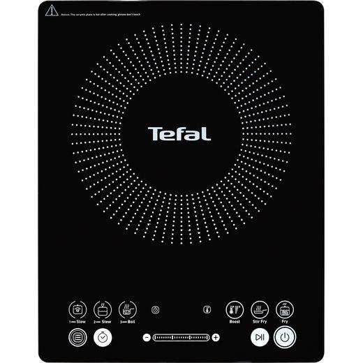 Tefal Everyday Slim IH210840 Mini Induction Hob - Black