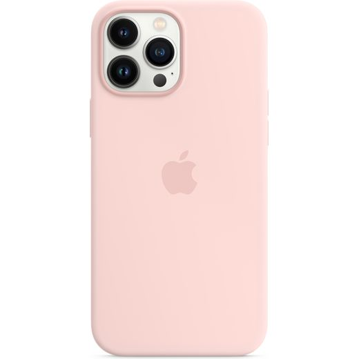 Apple Silicone Case for iPhone 13 Pro Max - Pink