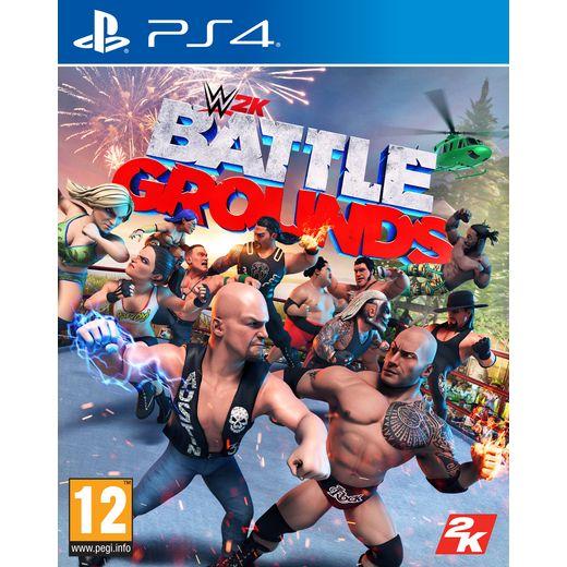 WWE 2K Battlegrounds for Sony PlayStation