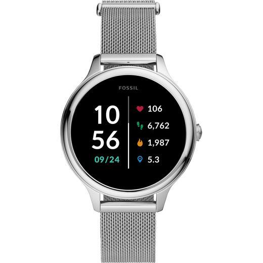 Fossil Gen 5E Smart Watch - Stainless Steel