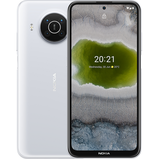 Nokia X10 5G 64 in White