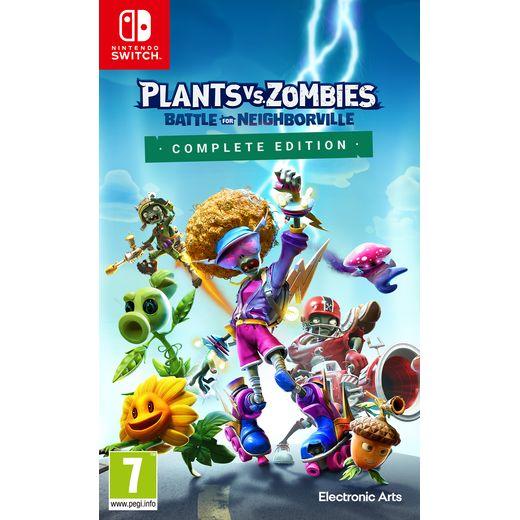 Plants vs. Zombies: Battle for Neighborville for Nintendo Switch