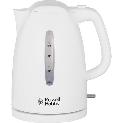 Russell Hobbs Textures 21270 Kettle - White