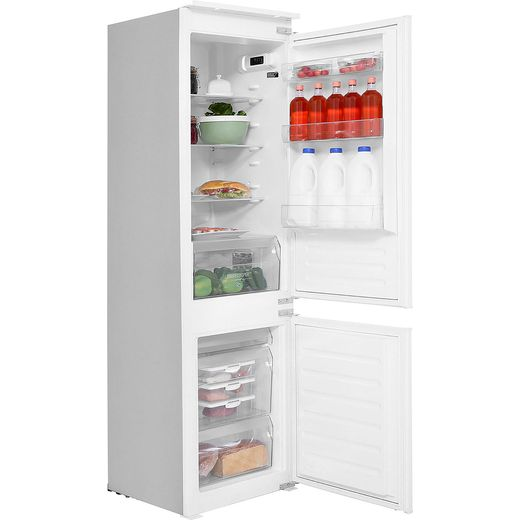 Hotpoint Day1 HMCB7030AA.1 Integrated 70/30 Fridge Freezer with Sliding Door Fixing Kit - White - A+ Rated